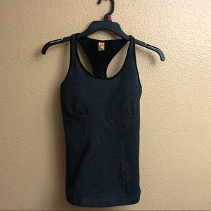 Nice Lucy racerback workout top  XS perfect condit